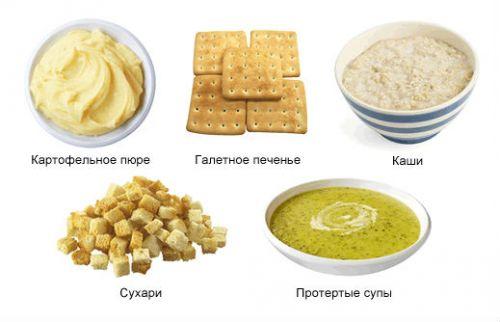 Разрешенные продукты при желтухе