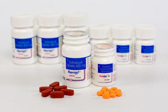 Препараты для лечения вирусного гепатита